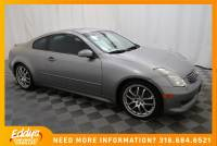 Pre-Owned 2007 INFINITI G35 Coupe Base RWD 2dr Car