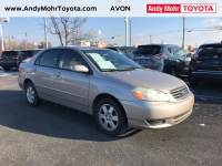 Pre-Owned 2003 Toyota Corolla LE FWD 4D Sedan