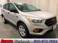 2017 Ford Escape S Remote Starter! Low Miles! SUV 4 cyls