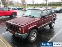 Pre-Owned 2001 Jeep Cherokee 4WD