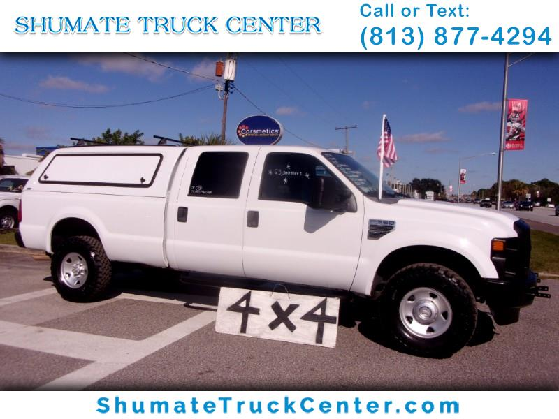 Photo 2009 Ford F-350 Crew Cab 4X4 8 FT. Bed