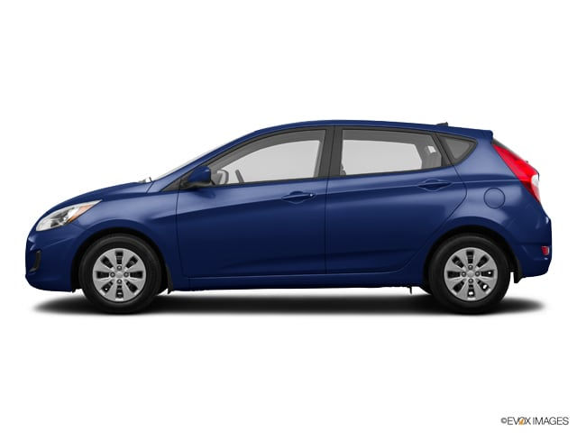 Photo Used 2015 Hyundai Accent GS Hatchback For Sale Leesburg, FL