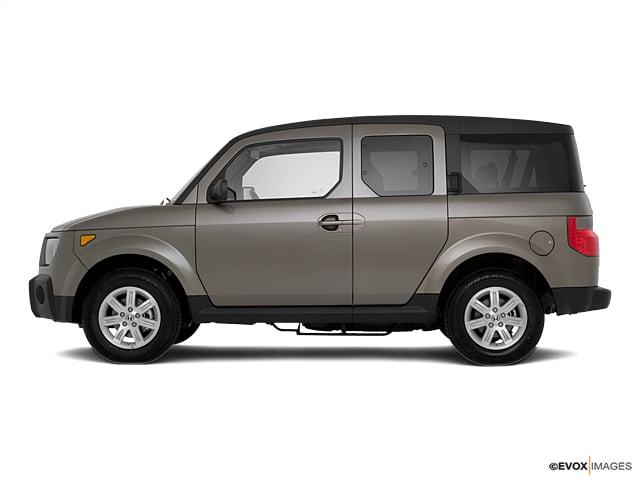 Photo Pre-Owned 2008 Honda Element EX SUV in Jacksonville FL