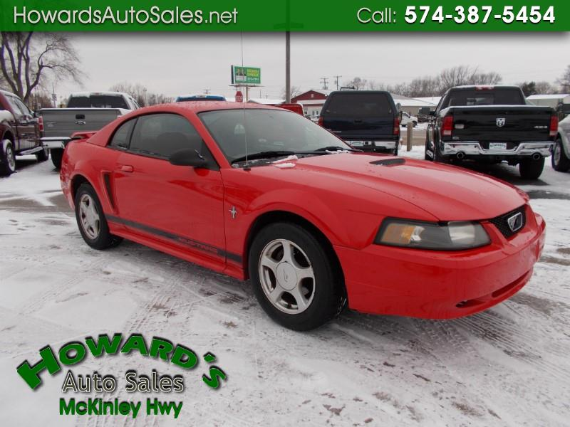 Photo 2002 Ford Mustang REBUILT TITLE