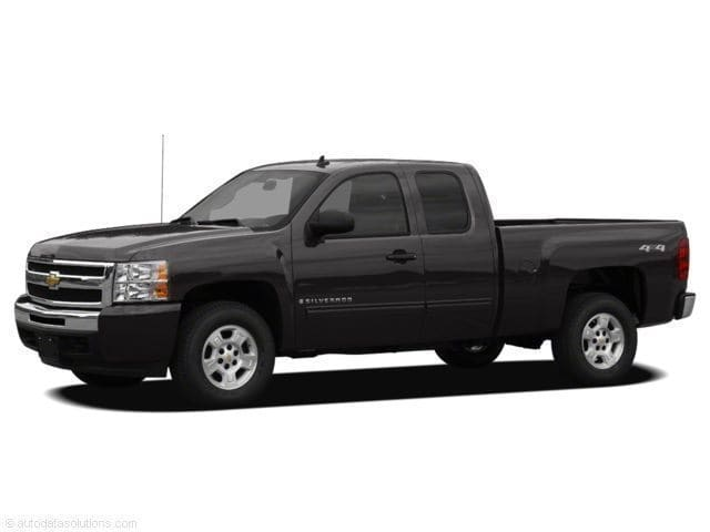 Photo Used 2011 Chevrolet Silverado 1500 LT Truck Extended Cab for Sale in Beaverton,OR