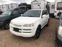2002 Isuzu Axiom Base 4WD