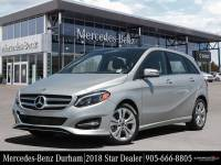 Used 2018 Mercedes-Benz B-Class AWD