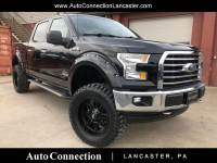 2017 Ford F-150 XLT SuperCrew 5.5' Box LIFTED 4WDPRO EDITION