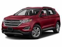 2017 Ford Edge SEL SUV EcoBoost I4 GTDi DOHC Turbocharged VCT