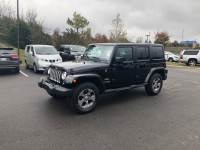 2018 Jeep Wrangler Unlimited Sahara 4x4 SUV in Madison, TN