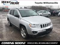 2012 Jeep Compass Limited SUV For Sale - Serving Amherst