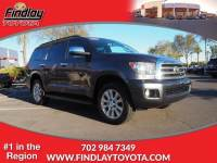 Certified Pre-Owned 2014 Toyota Sequoia 4WD 5.7L FFV Platinum 4WD