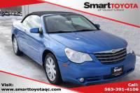 2008 Chrysler Sebring Limited Convertible Front-wheel Drive