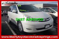 Used 2008 Toyota Sienna XLE Van For Sale in Colorado Springs, CO