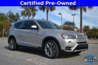 Certified Used 2016 BMW X3 Xdrive35i SUV For Sale in Myrtle Beach, South Carolina
