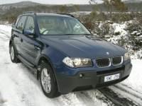 Pre-Owned 2006 BMW X3 3.0i AWD