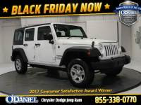 Pre-Owned 2014 Jeep Wrangler Unlimited Sport RHD 4x4 SUV 4x4 Fort Wayne, IN