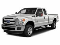2016 Ford Super Duty F-350 SRW XLT Extended Cab Pickup