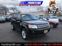 2011 Land Rover LR2 AWD 4dr HSE LUX