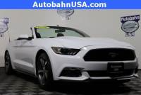 2016 Ford Mustang V6 Convertible in the Boston Area