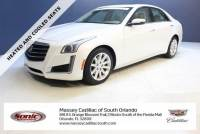 Certified Pre-Owned 2015 Cadillac CTS Sedan 2.0L Turbo I4 RWD Luxury