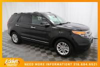Pre-Owned 2011 Ford Explorer XLT 4x4 Four Wheel Drive 4WD XLT