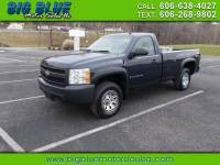 2007 Chevrolet Silverado 1500 1LT Regular Cab Long Box 4WD