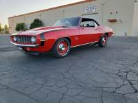 1969 Chevrolet Camaro -SS396-X22 POWER DISC BRAKES 12BOLT 4 SPEED-RESTORED ARIZONA CAR-VIDEO