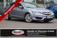 Pre-Owned 2016 Acura ILX ILX with Premium Package