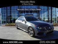 Certified Pre-Owned 2016 Mercedes-Benz E 350 4D Sedan