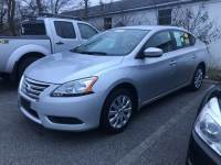 Certified Used 2015 Nissan Sentra S for sale in Hyannis, MA