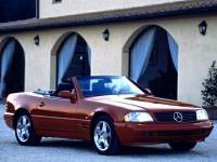 Pre-Owned 2000 Mercedes-Benz SL 500 SL-Class