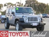 2014 Jeep Wrangler Unlimited Sport 4x4 SUV 4x4 in Carlsbad