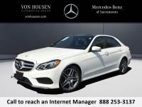 Certified Pre-Owned 2016 Mercedes-Benz E 350 Sport RWD 4dr Car