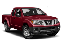 New 2019 Nissan Frontier S RWD Truck