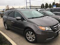 Used 2014 Honda Odyssey EX-L For Sale in Monroe OH