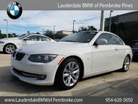 2011 BMW 328i Convertible For Sale in Pembroke Pines