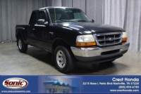 Pre-Owned 2000 Ford Ranger 2WD SuperCab 6 Ft Box XLT