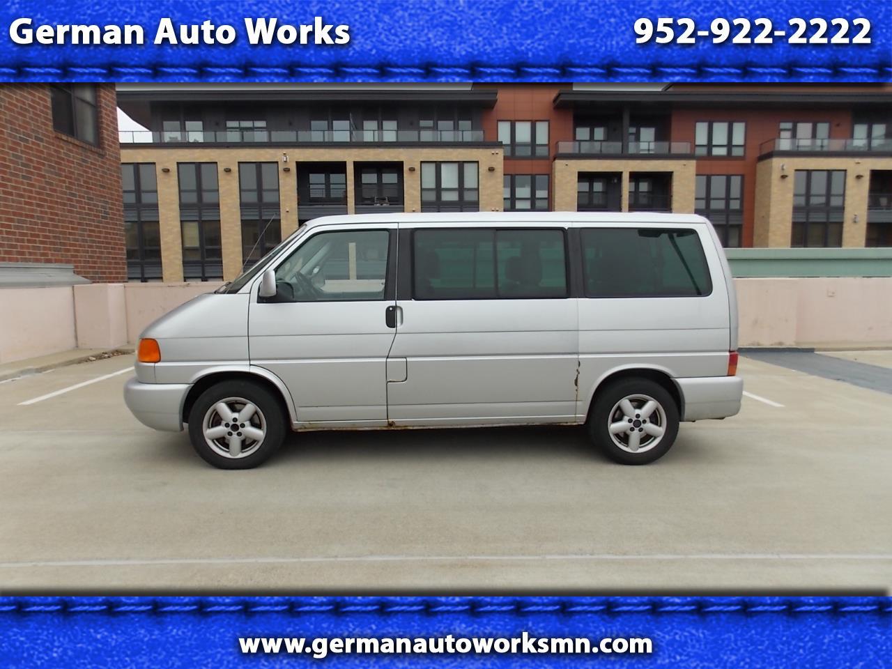 Photo 2003 Volkswagen EuroVan 3dr GLS