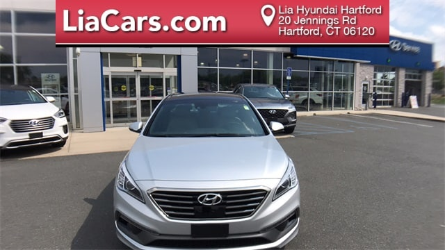 Photo Used 2015 Hyundai Sonata Limited 2.0T Sedan CT in Hartford CT