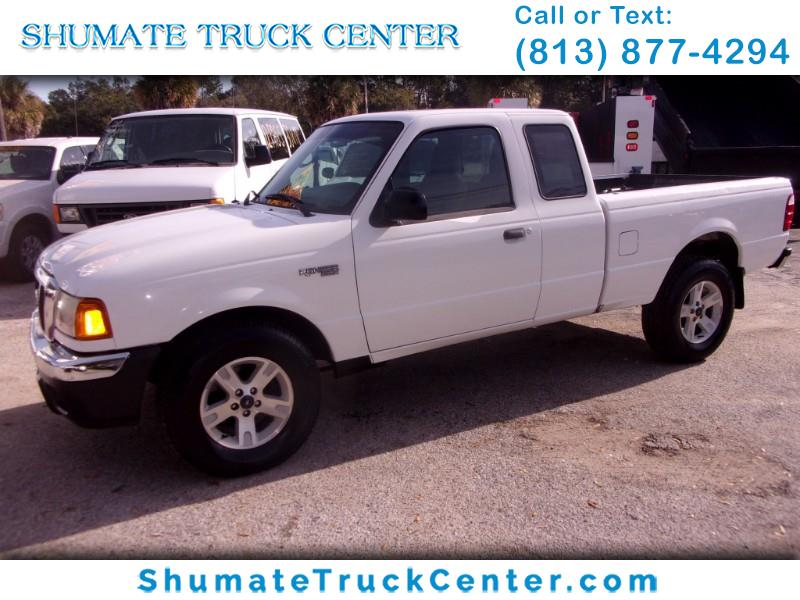 Photo 2004 Ford Ranger Extended Cab 4x4