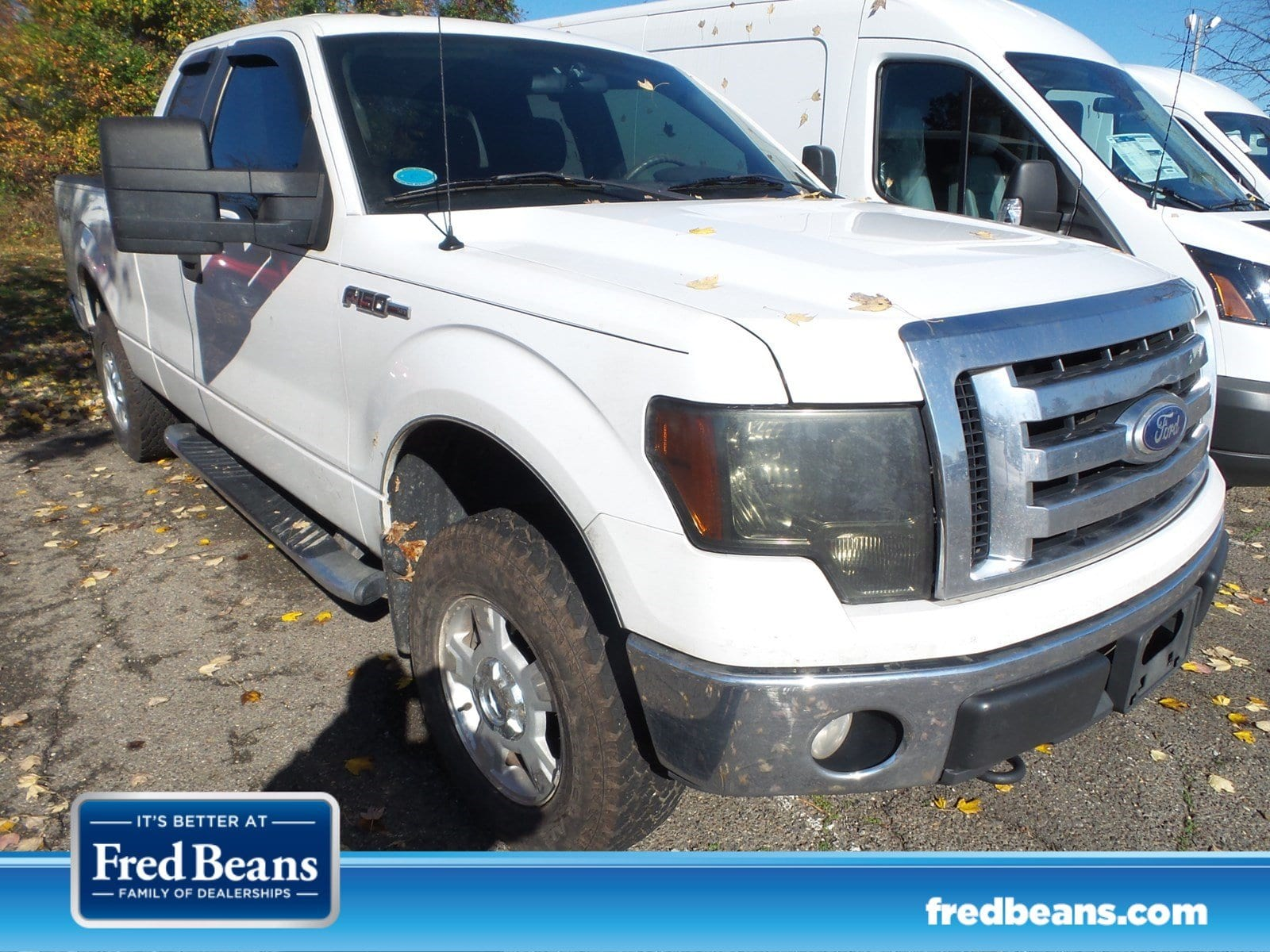 Photo Used 2010 Ford F-150 For Sale  Langhorne PA - Serving Levittown PA  Morrisville PA  1FTFX1EV6AFB88909