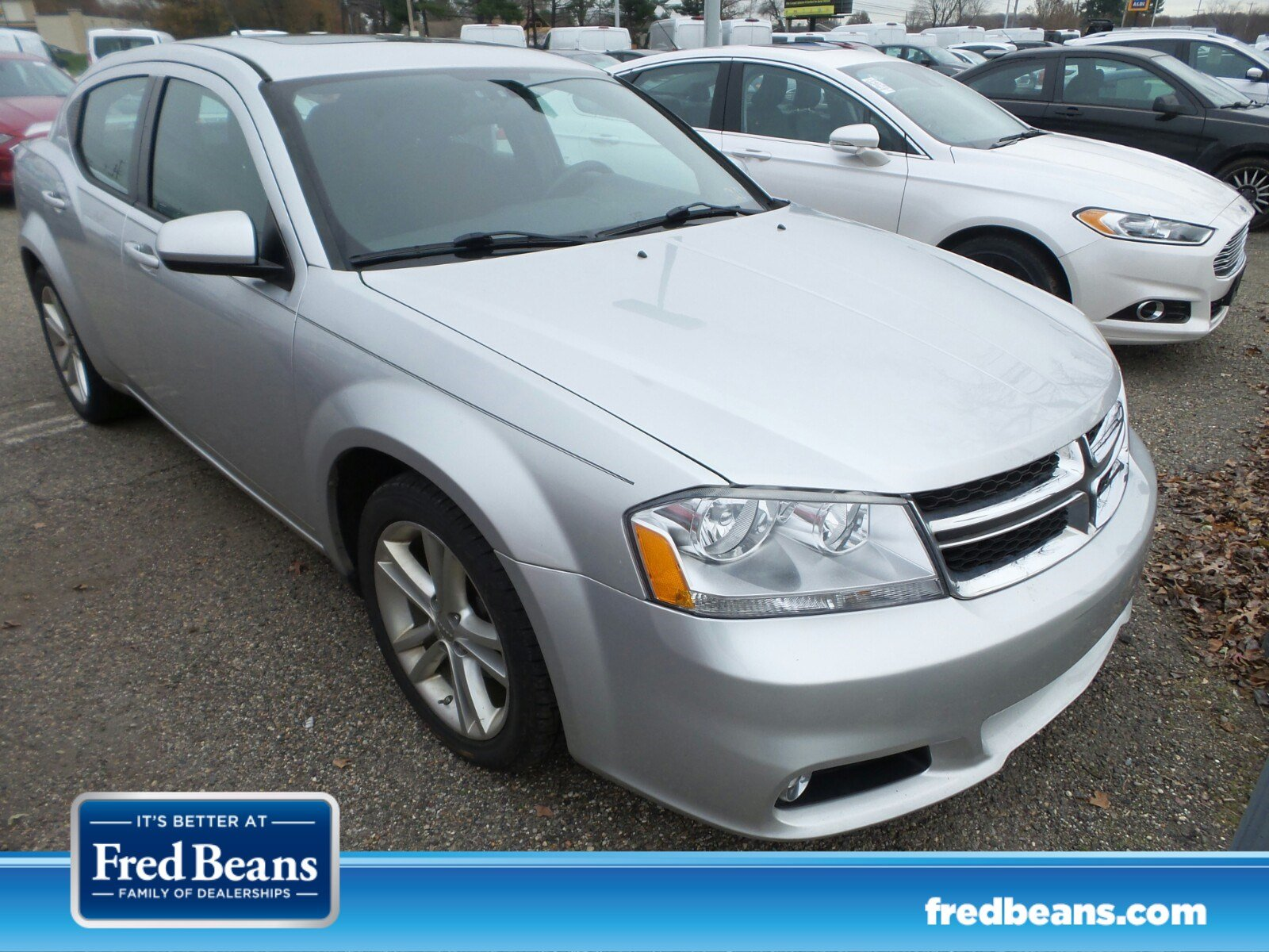 Photo Used 2011 Dodge Avenger For Sale  Langhorne PA - Serving Levittown PA  Morrisville PA  1B3BD1FG4BN515078