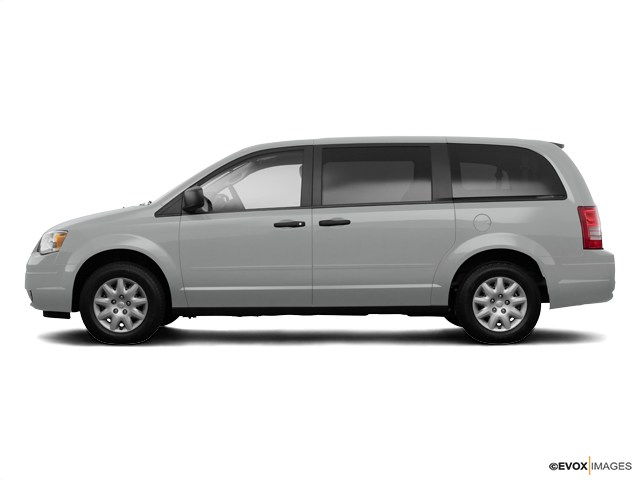 Photo Used 2009 Chrysler Town  Country LX in Marysville, WA