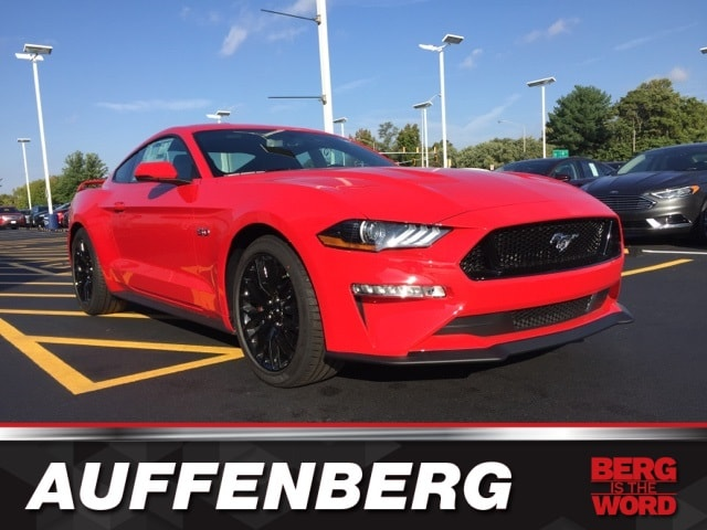 Photo Used 2019 Ford Mustang GT Coupe V8 Ti-VCT for sale in OFallon IL