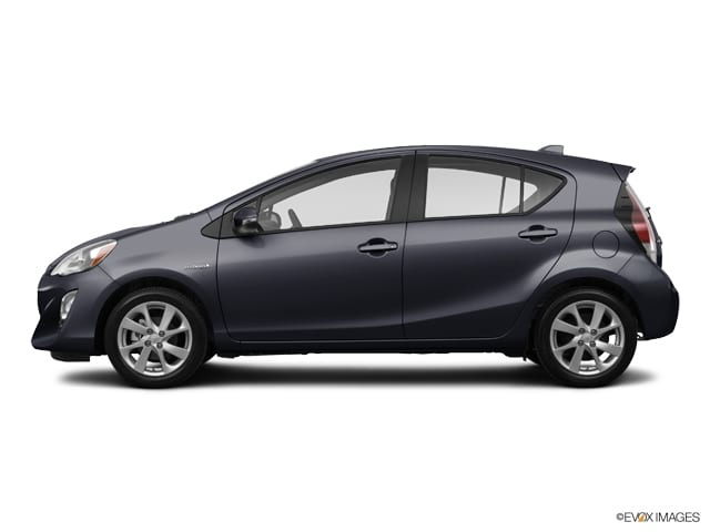 Photo Used 2016 Toyota Prius c Four Hatchback Front-wheel Drive for Sale in Riverhead, NY