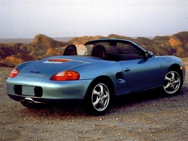 Photo 1999 Porsche Boxster Base Convertible Rear-wheel Drive - Used Car Dealer Serving Fresno, Tulare, Selma,  Visalia CA