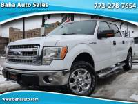 2014 Ford F-150 XLT SuperCrew 5.5-ft. Bed 4WD*Backup Cam*Bluetooth