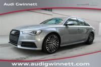 Used 2018 Audi A6 2.0T Premium Plus Sedan for Sale near Atlanta, GA