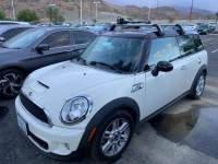 Used 2013 MINI Cooper Clubman 2dr Cpe S | Palm Springs Subaru | Cathedral City CA | VIN: WMWZG3C52DTY39340
